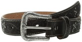 Ariat Tooled Tab Studded Belt (Little Kids/Big Kids)