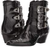 The Kooples Leather Cowboy Boots Women's Boots
