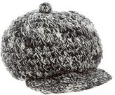 Missoni Wool Newsboy Cap