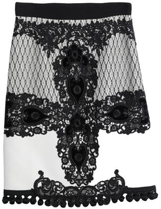 Fausto Puglisi Knee length skirt