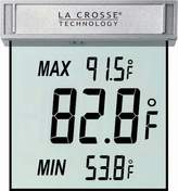 La Crosse Technology LCRWS1025, Outdoor Window Thermometer