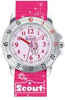 Scout 280378007 Girls Watch Analogue Quartz Textile