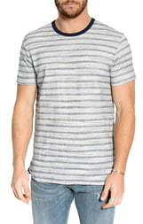 Sol Angeles Loop Stripe Ringer T-Shirt