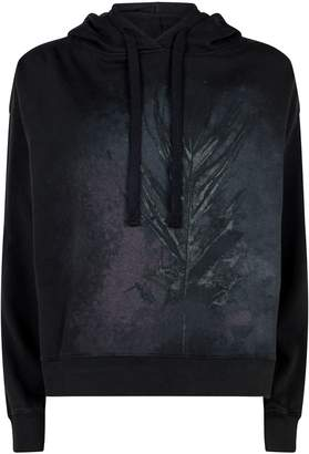 AllSaints Feather Print Hoodie