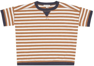Caramel Balham stretch-cotton T-shirt
