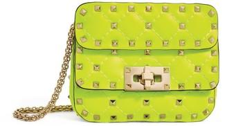 Valentino Garavani Mini Rockstud Spike Cross-Body Bag