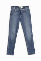 VICTORIA, VICTORIA BECKHAM Straight Cut Jeans
