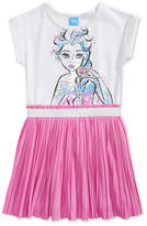Disney Disney's Frozen Dress, Little Girls (4-6X)