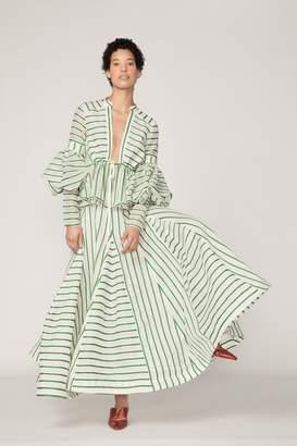 Rosie Assoulin Flouncy Skirt