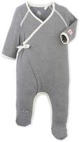 Petit Bateau Babys milleraies striped pajamas