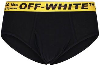 Off-White Logo Briefs