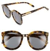 Karen Walker Alternative Fit Super Duper 59mm Sunglasses