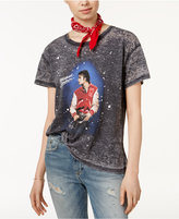 Junk Food Clothing Michael Jackson Cotton Graphic T-Shirt