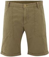 Gant Rugger Canvas Shorts Army Green