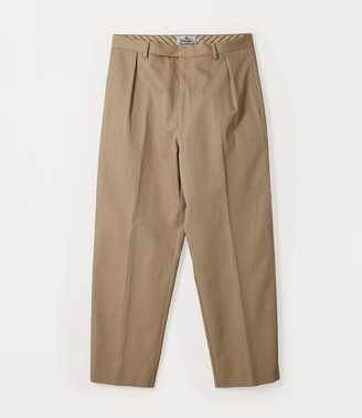 Vivienne Westwood Harris Trousers Khaki