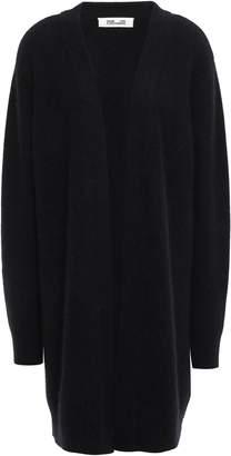 Diane von Furstenberg Brushed Knitted Cardigan