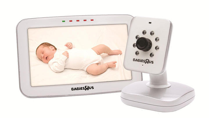 """Babies 'R' Us Babies R Us Perfect View Color 5"""" Video Monitor"""