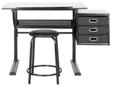 Safavieh Harvard Writing Desk and Stool Set (2 PC)