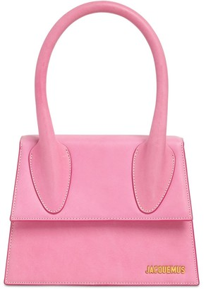 Jacquemus Le Grand Chiquito Vegetable Leather Bag