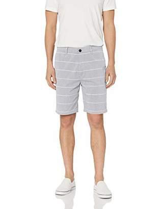 "Hurley Men's Icon Chino Regular Fit 21"" Walk Shorts"