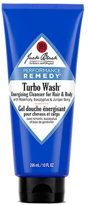 Jack Black Turbo Wash Energising Cleanser For Hair And Body 295 Ml