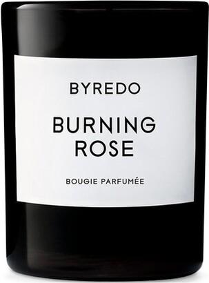 Byredo Burning Rose scented candle 240 g