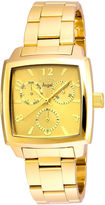 Invicta Womens Gold Tone Bracelet Watch-21710