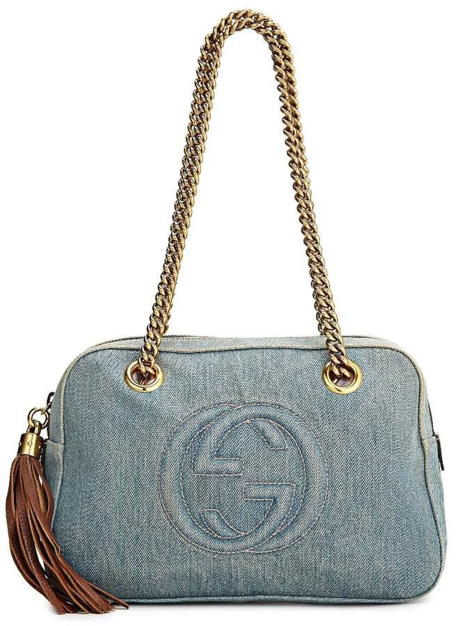 d6b58d719bd0be Gucci Soho Chain Strap - ShopStyle