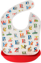 Cath Kidston Animal Alphabet Kids Bib With Food Catcher