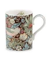 Portmeirion Strawberry Thief Mug Chocolate & Slate