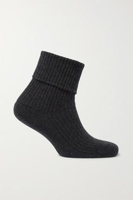 Johnstons of Elgin Cashmere Socks