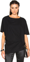 Ann Demeulemeester Short Sleeve Baggy Top