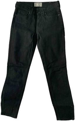 Everlane Black Cotton Jeans