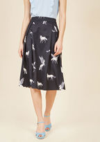 Sugarhill Boutique Believe to the Imagination Midi Skirt in 4