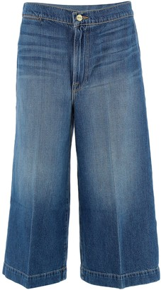 Frame Le Coulotte Cropped Denim Women's Jeans