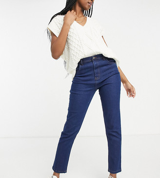 Wednesday's Girl high waist skinny jeans in mid wash