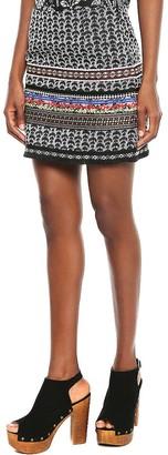 Desigual Women's Avila Woven Short Skirt