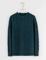 Boden Oldany Chunky Cable Crew