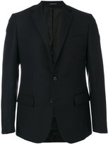Caruso classic suit blazer - men - Cupro/Wool/Bemberg - 46