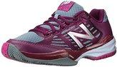 New Balance Women's WC896V1 Stability Tennis Shoe