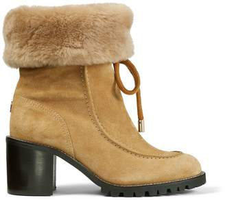 Jimmy Choo Buffy 65 Suede Boots