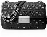 MICHAEL Michael Kors Sloan Grommet Large Quilted Leather Shoulder Bag