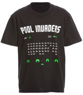 AMBRO Manufacturing Youth Unisex Pool Invaders Short Sleeve Tee Shirt 8147913