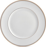Waterford Lismore Diamond Gold Collection Dinner Plate