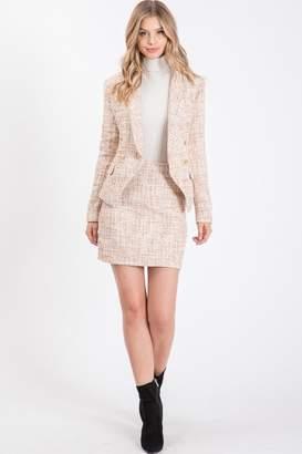 Idem Ditto Tweed Skirt Set