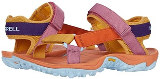 Merrell Kahuna Web (Apricot Orange) Women's Shoes