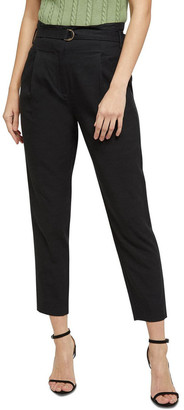 Oxford Sloane Belted Pants