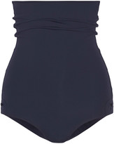 Eres Major Fold-over Bikini Briefs - Midnight blue