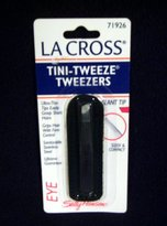 Sally Hansen La Cross Tini Tweeze Tweezers