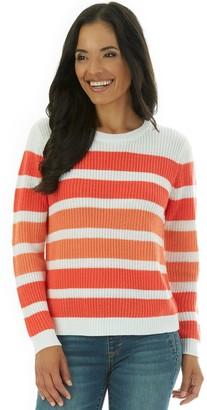Apt. 9 Women's Crewneck Sweater